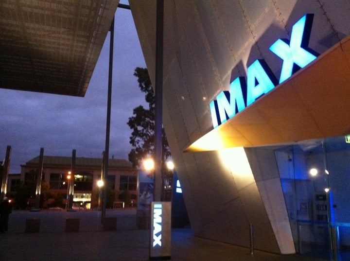 Imax At Melbourne Museum