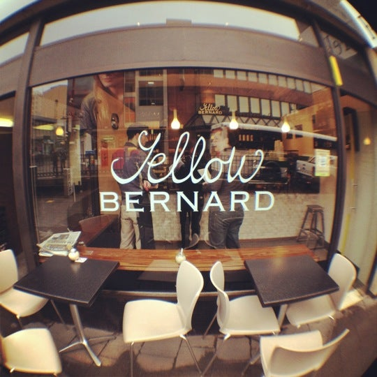 Yellow Bernard