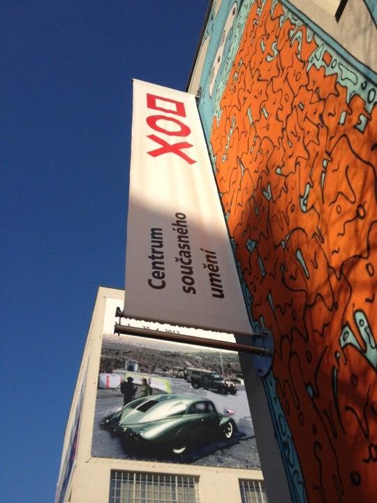 Dox - Center Of Contemporary Art