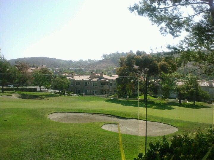 San Juan Hills Country Club, San Juan Hills Course