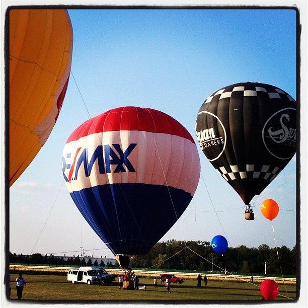 Canberra Hot Air Balloon Flight