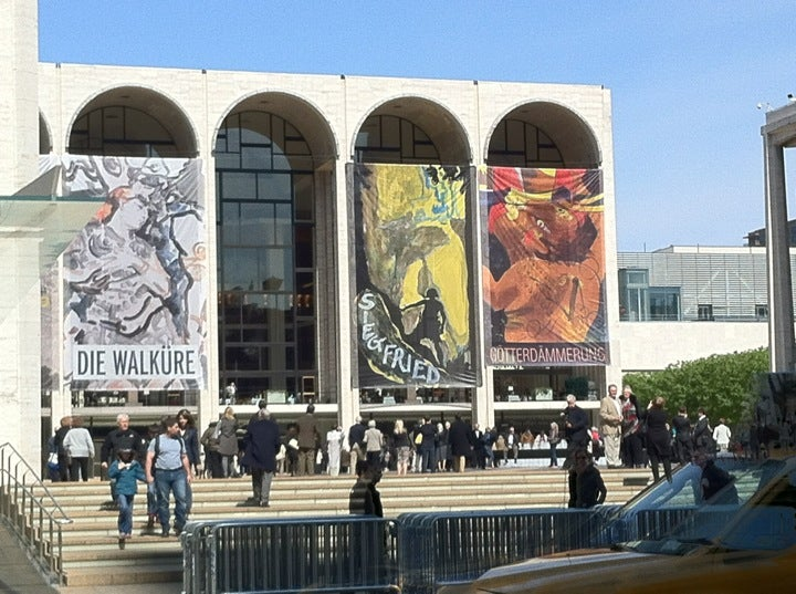 Photo of New York City Opera
