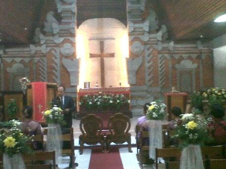 Gereja Kristen Protestan Bali - Jemaat Kristus Kasih