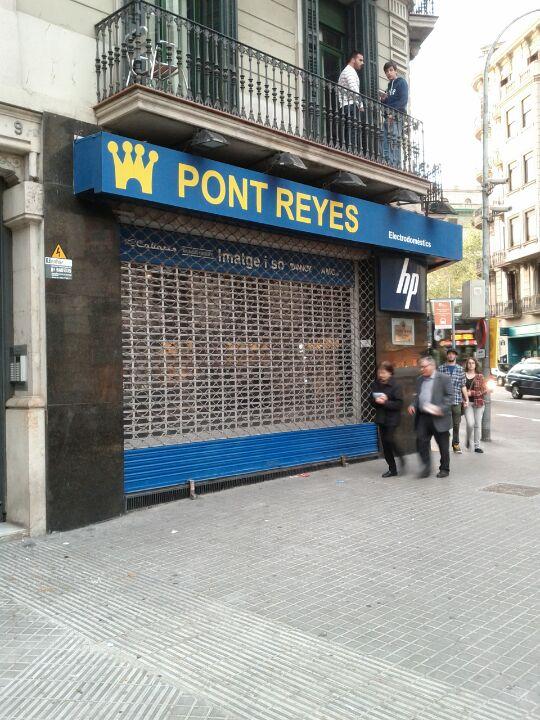 Pont Reyes