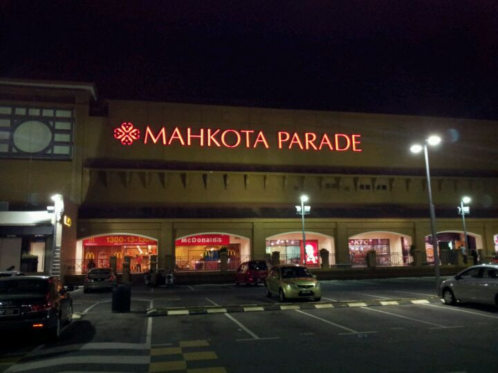 Mahkota Parade Shopping Centre