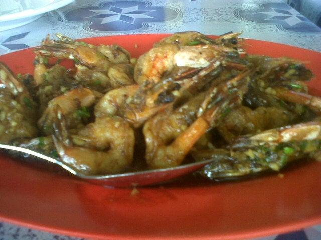 Aneka Sea Food Teluk Sebung