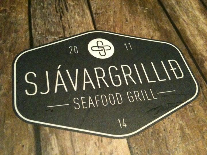 Sjavargrillid (seafood Grill)