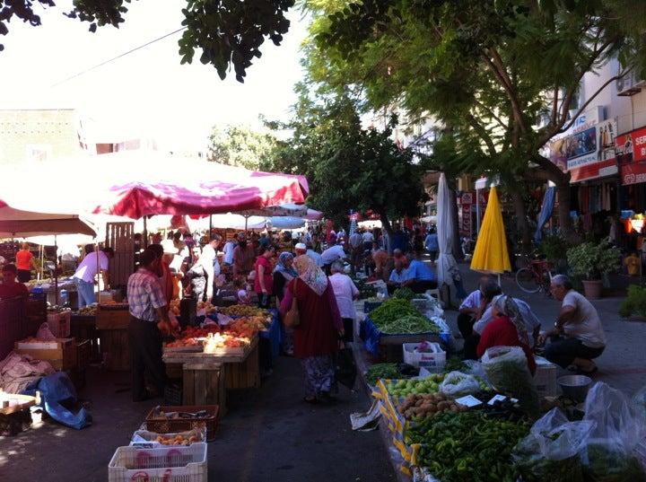 Alanya Bazaar