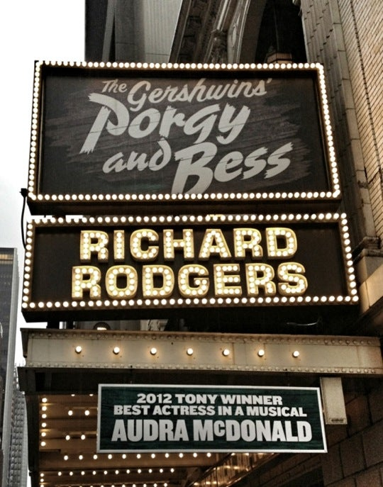 Photo of Richard Rodgers Theatre