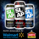 Slap Energy Drinks