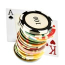 Facebook Poker Chips