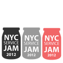 NYC Service Jam 2012