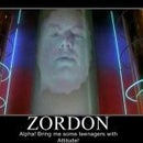 Power Rangers HWF (Zordon)