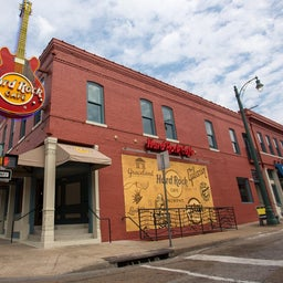 Hard Rock Cafe Memphis