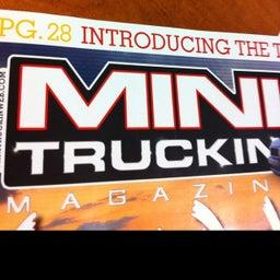 Mini Truckin Magazine