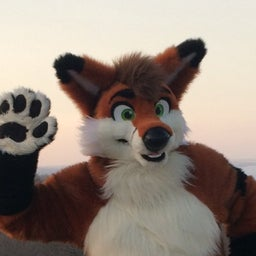 Ted @Doctor_Red_Fox