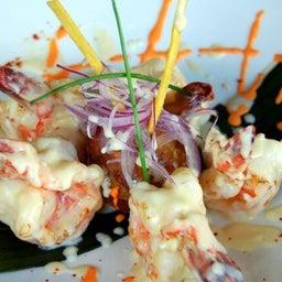 La Vitrola restaurante panama