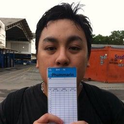 Phummarin Chadpongsathon