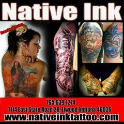 Brandee Native Ink Tattoo