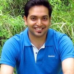 Nitish Saxena