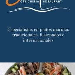 Ya Pez Cebicheria Restaurant