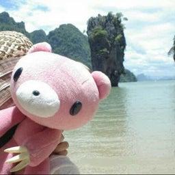 Pinky Bear aka Pinky