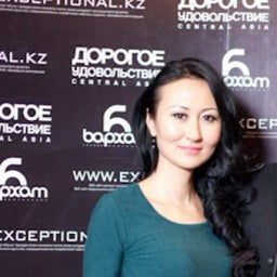 Madina Kaimbayeva