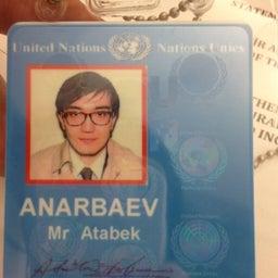Atabek Anarbaev