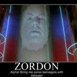 Power Rangers HWF (Zordon)