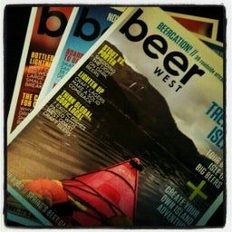 Beer West Magazine