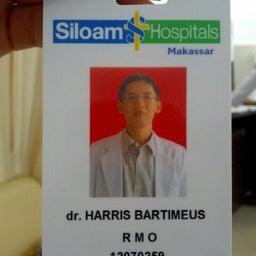 Harris Bartimeus